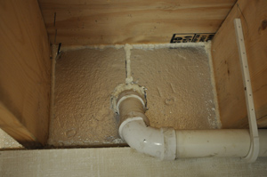 Basement Insulation Rim Joists in Owego